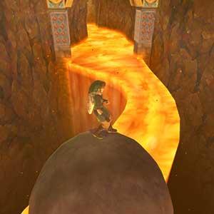 The Legend of Zelda Skyward Sword HD Nintendo Switch Templo Da Terra