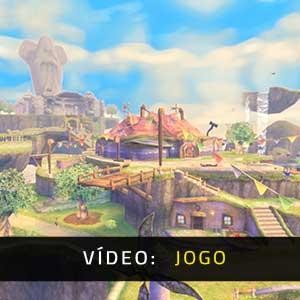 The Legend of Zelda Skyward Sword HD Nintendo Switch Vídeo De Jogabilidade
