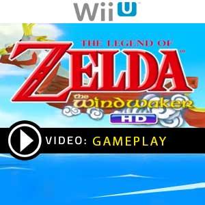 Comprar código download The Legend of Zelda The Wind Waker HD Nintendo Wii U Comparar Preços