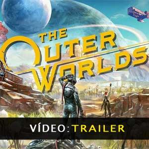 The Outer Worlds Vídeo do atrelado