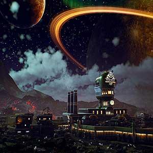 The Outer Worlds Paisagem