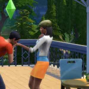 The Sims 4 Socialização