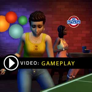 The Sims 4 Discover University Expansion Pack Gameplay Video