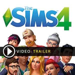 Vídeo do Trailer Sims 4