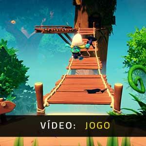 The Smurfs Mission Vileaf Vídeo De Jogabilidade