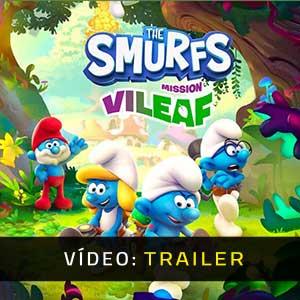 The Smurfs Mission Vileaf Atrelado De Vídeo