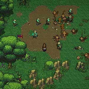 A Floresta The Survivalists