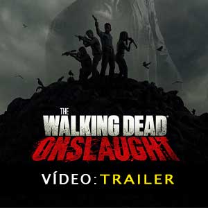 The Walking Dead Onslaught Trailer Video