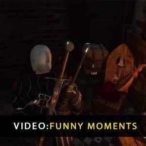 The Witcher 3 Wild Hunt Momentos Engraçados