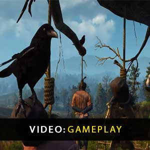 The Witcher 3 Wild Hunt Vídeo de jogabilidade