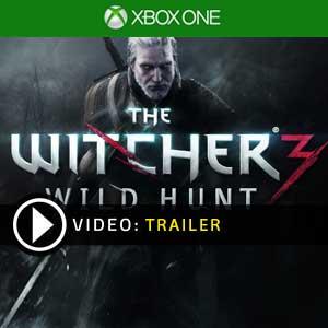 The Witcher 3 Wild Hunt Xbox One Vídeo do atrelado