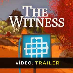 The Witness Atrelado de vídeo