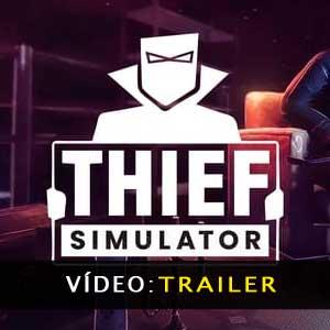 Thief Simulator Vídeo do atrelado