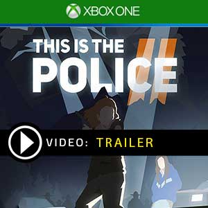 Comprar This is the Police 2 Xbox One Barato Comparar Preços