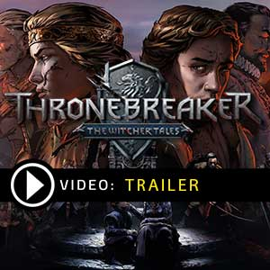 Comprar Thronebreaker The Witcher Tales CD Key Comparar Preços