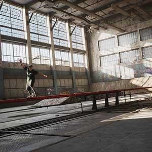 Tony Hawk's Pro Skater 1+2 Parque de Skate