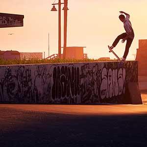 Tony Hawk's Pro Skater 1+2 Personagem