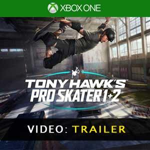 Tony Hawk's Pro Skater 1+2 Vídeo do atrelado