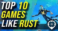 Os 10 Melhores Jogos como Rust