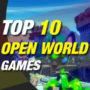 10 Novos Jogos do Mundo Aberto
