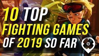 Os 10 Melhores Jogos de Luta de 2019