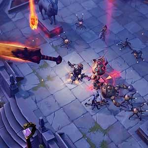 Torchlight 3 Relíquia Destruidora de Chamas