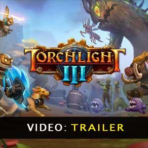 Torchlight 3 Vídeo do atrelado