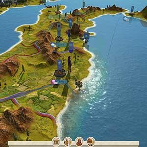 Total War ROME REMASTERED Mapa