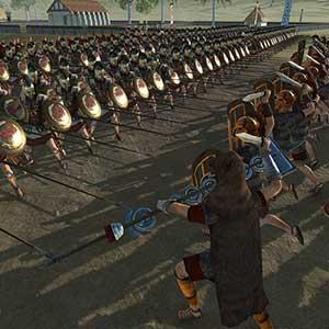 Total War ROME REMASTERED Frente de guerra