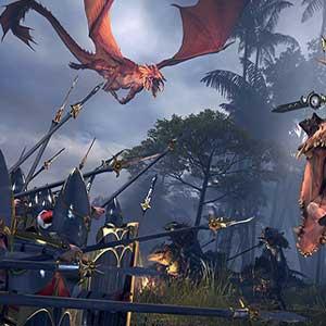 Total War Warhammer 2 Dragão