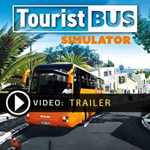 Comprar Tourist Bus Simulator CD Key Comparar Preços