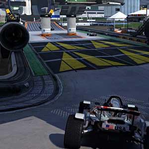 TrackMania 2 Stadium - Racetrack