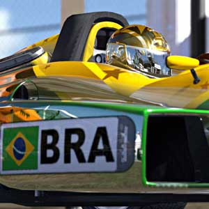 Estádio TrackMania 2 - Brazil Race Car