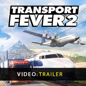 Comprar Transport Fever 2 CD Key Comparar Preços