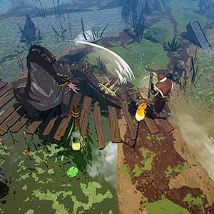 Tribes of Midgard Pântano