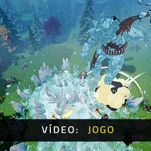 Tribes of Midgard Vídeo De Jogabilidade