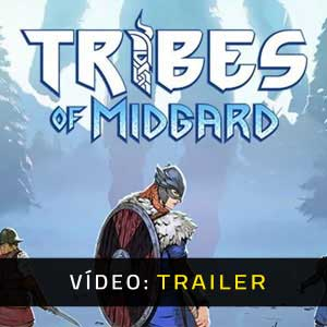Tribes of Midgard Atrelado De Vídeo