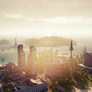 Tropico 6 Arranha-céus