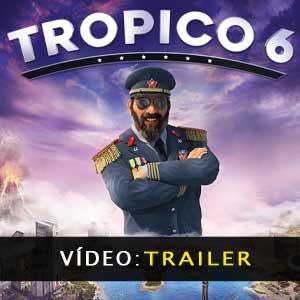 Tropico 6 Atrelado De Vídeo