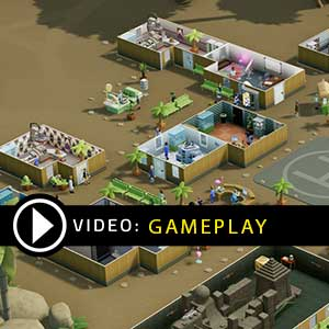 Two Point Hospital Pebberley Island Gameplay Video