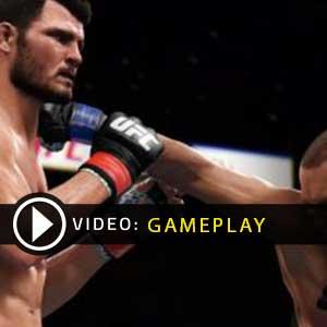 UFC 3 PS4 Gameplay Video