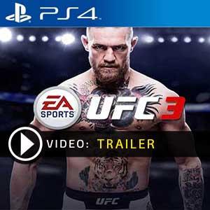 Comprar UFC 3 PS4 Codigo Comparar Preços