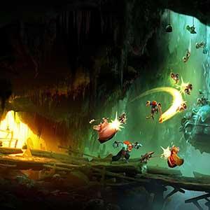 Unruly Heroes - Caverna Assustadora
