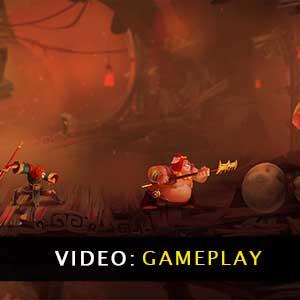 Unruly Heroes Vídeo de jogabilidade