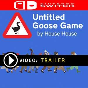 Comprar Untitled Goose Game Nintendo Switch barato Comparar Preços