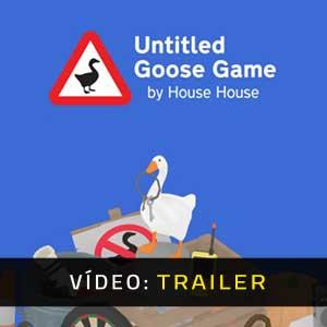 Untitled Goose Game Atrelado de vídeo
