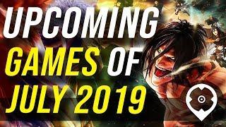 Próximos Jogos de Julho de 2019