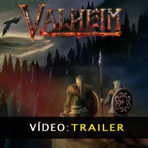 Valheim Atrelado de vídeo