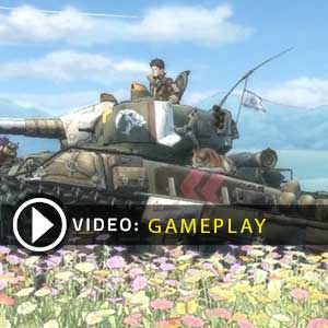 Valkyria Chronicles 4 Gameplay Video