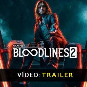 Vampire The Masquerade Bloodlines 2 Vídeo do atrelado
